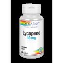 Lycopene Licopeno 10 mg 60 perlas SOLARAY en Herbonatura.es