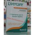 Livercare, función hepática 60 comprimidos HEALTH AID