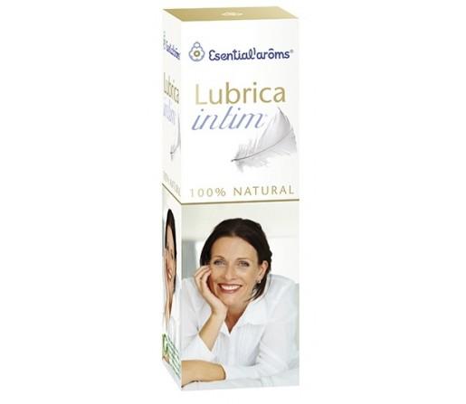 Lubrica Intim Lubricante Intimo 100% natural 50ml. ESENTIAL AROMS