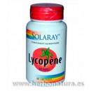 Lycopene Licopeno 10 mg 60 cápsulas SOLARAY en Herbonatura.es