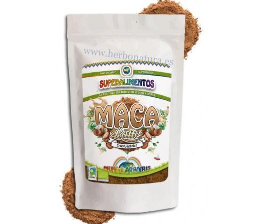 Maca Latte Cruda y Ecológica 250gr. SUPERALIMENTOS