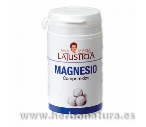 Magnesio Cloruro de magnesio 147 comprimidos ANA MARIA LAJUSTICIA