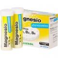 Magnesio Con Vitaminas B1, B2, B6 Efervescentes 24 comprimidos Vallesol DIAFARM