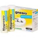 Magnesio Con Vitaminas B1, B2, B6 Efervescentes 24 comprimidos Vallesol DIAFARM en Herbonatura.es