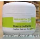 Manteca de Karité ecológica 100ml. PRANAROM en Herbonatura.es