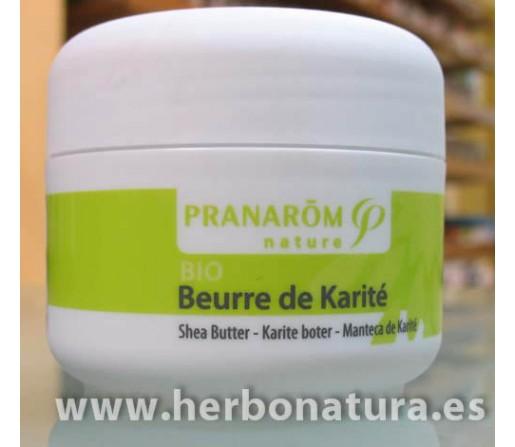 Manteca de Karité ecológica 100ml. PRANAROM