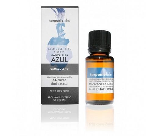 Aceite Esencial Manzanilla Azul (Matricaria chamomilla) 5ml. TERPENIC LABS
