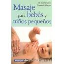 Masaje para Bebés y Niños Pequeños Libro Dr. Gunter Zenz EDAF en Herbonatura.es