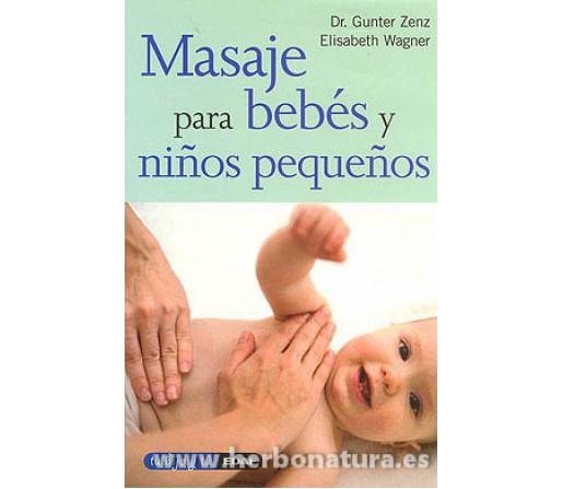 Masaje para Bebés y Niños Pequeños Libro Dr. Gunter Zenz EDAF