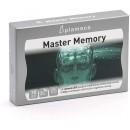 Master Memory, Ginkgo, Bacopa, Glutamina, Zinc, Huperzia... 30 cápsulas PLAMECA