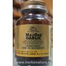 Ajo MaxGar (ajo macerado en aceite) 30 perlas SOLGAR en Herbonatura.es