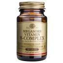 Megasorb Vitamin B-Complex Coenzimas de Vitamina B 50 comprimidos SOLGAR en Herbonatura.es