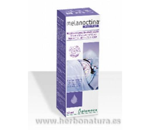 Melanoctina Melatonina 1,95mg. Gotas 50ml. PLAMECA