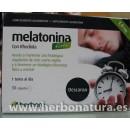 Melatonina Forte 1mg. con Rhodiola 30 cápsulas HERBORA
