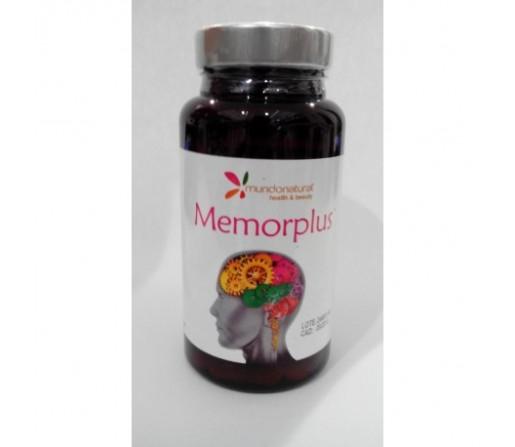 Memorplus, Memoria 60 cápsulas MUNDONATURAL