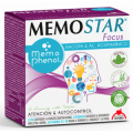 Memostar Focus Memophenol, Zinc, Melisa, Bacopa... 30 sobres INTERSA