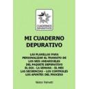 Mi Cuaderno Depurativo Libro, Néstor Palmetti ESPACIO DEPURATIVO en Herbonatura.es
