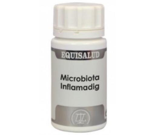 Microbiota Inflamadig, Probióticos Prebióticos... 60 cápsulas EQUISALUD
