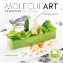 Molecul Art, Revolución en tu Cocina Libro, Stéphane Poussardin COOKED URANO en Herbonatura.es