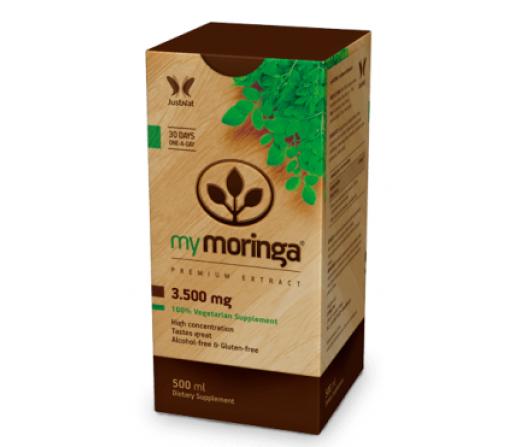 Moringa 60 cápsulas MYMORINGA
