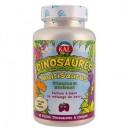 Multisaurus Dinosaurus, multinutriente niños con sabor a bayas 60 dinosaurios masticables KAL en Herbonatura.es