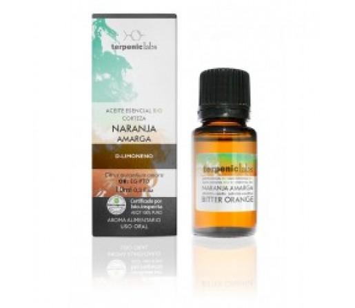 Aceite Esencial Naranja Amarga Corteza ecológico (Citrus aurantium amara) 10ml. TERPENIC LABS