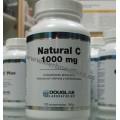 Vitamina C 1000mg Natural C 100 tabletas con Bioflavonoides DOUGLAS