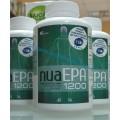 Nua Epa 1200 Omega 3. 90 perlas NUA