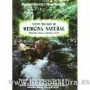 Nuevo Tratado de Medicina Natural Libro, Raymond Dextreit y Michel Abehsera EDAF en Herbonatura.es