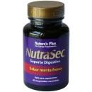 Nutrasec neutraliza y suaviza reflujo 30 comprimidos masticables NATURES PLUS