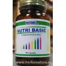 Nutri Basic (Alcalinizante) 90 cápsulas PHYTOVIT en Herbonatura.es