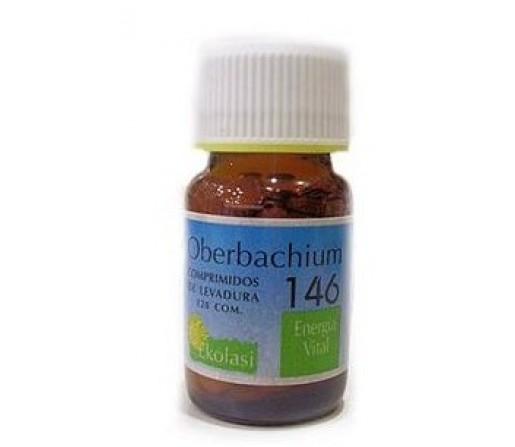 Oberbachium Elemento 146 Energía Vital 120 comprimidos BIOLASI