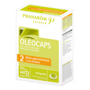 Oleocaps 2 Alivio Gastrointestinal y Vía Urinaria 30 cápsulas PRANAROM en Herbonatura.es