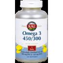 Omega 3 EPA 450 y DHA 300. 60 perlas Kal SOLARAY en Herbonatura.es