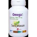 Omega 3 Epa, Dha de pescado salvage por destilación molecular 120 perlas SURA VITASAN