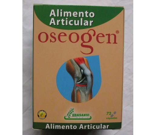 Oseogen Alimento Articular 72 cápsulas DRASANVI