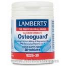 Osteoguard huesos 30 comprimidos LAMBERTS