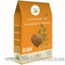 Pan Esenio de Cebolla Eco Raw Food de Beverley Pugh 75gr. VEGETALIA en Herbonatura.es