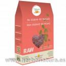 Pan Esenio de Pasas Eco Raw Food de Beverley Pugh 75gr. VEGETALIA en Herbonatura.es