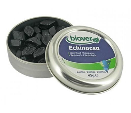 Pastillas masticables de Echinacea 45gr. BIOVER