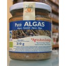 Paté Algas Ecológico VEGETALIA 210gr. en Herbonatura.es