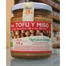 Paté Tofu y Miso Ecológico VEGETALIA 210gr. en Herbonatura.es