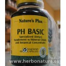 PH Basic (Alcalinizante) 60 cápsulas NATURE`S PLUS en Herbonatura.es