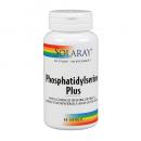 Phosphatidylserine Plus con Ginkgo, Gotu Kola... 60 cápsulas SOLARAY en Herbonatura.es