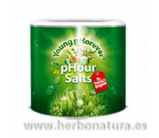 pHour Salts Alcalinizante 450gr. YOUNG PHOREVER