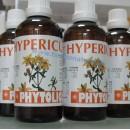 Phytoligo Hypericum, Hipérico Oligoelemento 100ml. ARTESANIA AGRICOLA en Herbonatura.es
