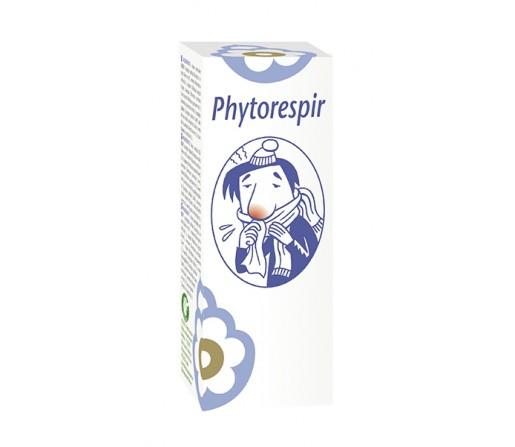 Phytorespir Conbatir síntomas de Gripes y Resfriados Intersa 30ml. ESENTIAL AROMS