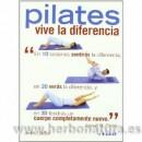 Pilates vive la diferencia Libro, Jennifer Dufton EDAF en Herbonatura.es