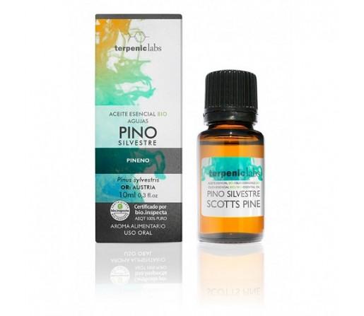Aceite Esencial Pino Silvestre Ecológico (Pinus sylvestris) 10ml. TERPENIC LABS
