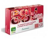 3 unidades Policol One Arroz Rojo Fermentado Colesterol y Hepático 30 cápsulas PLAMECA